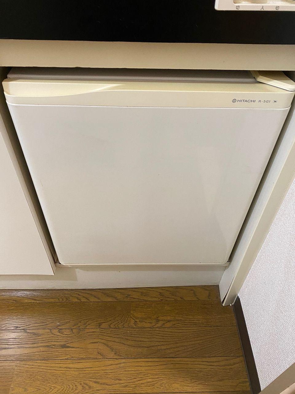 冷蔵庫をお持ちの方は収納として使用しても良いかもしれません