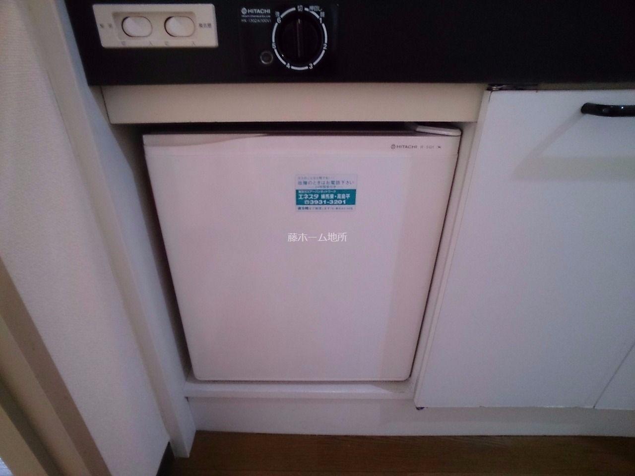 冷蔵庫をお持ちの方は電源を入れず、調味料などを保管する場所として使用しているみたいです