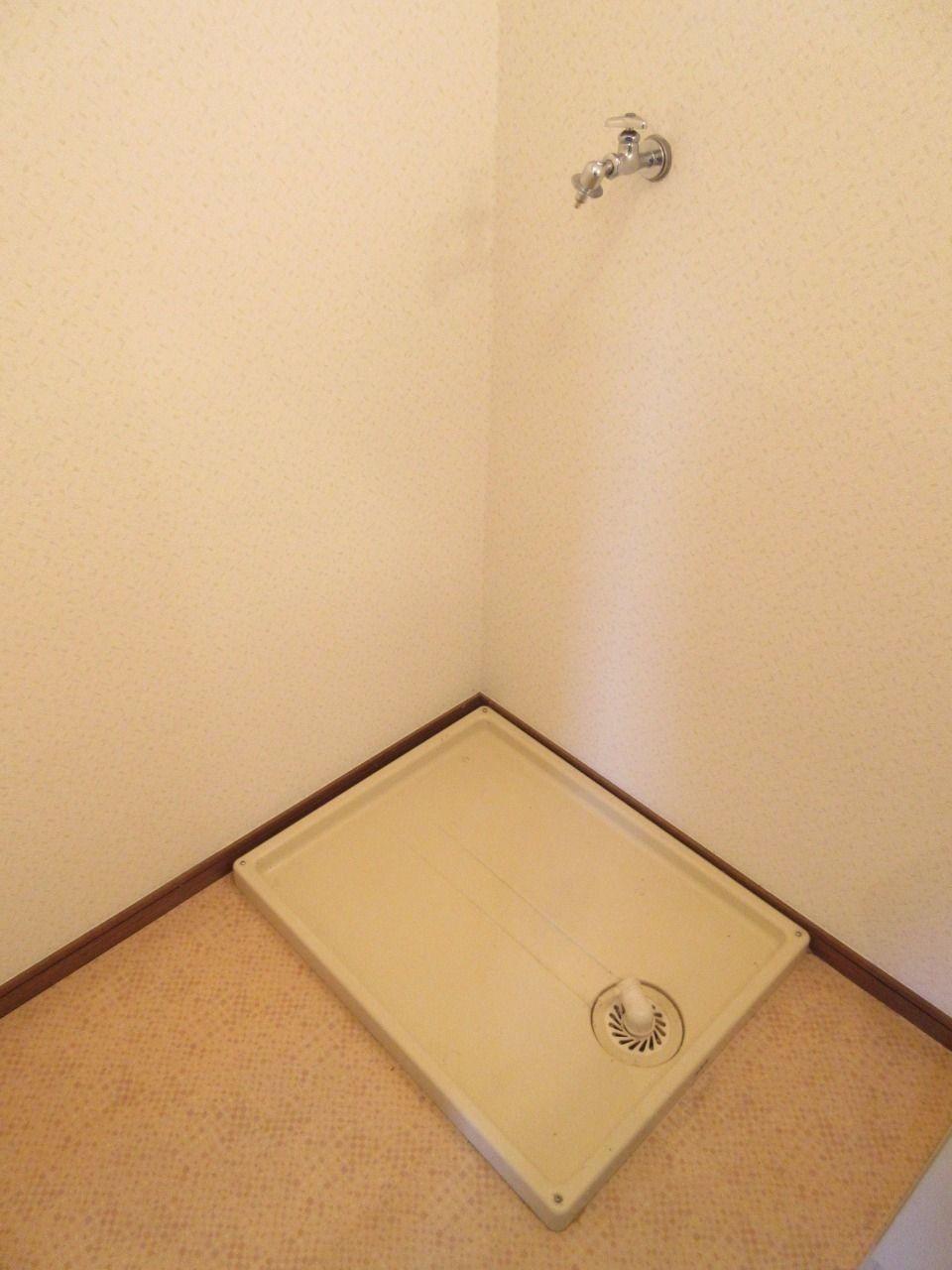 水漏れ防止と洗濯機の傷みが少なくなります