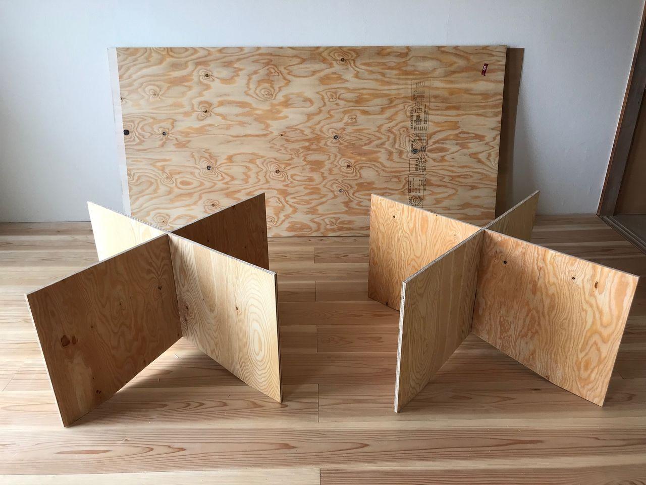 ペケ台を作る! Part1