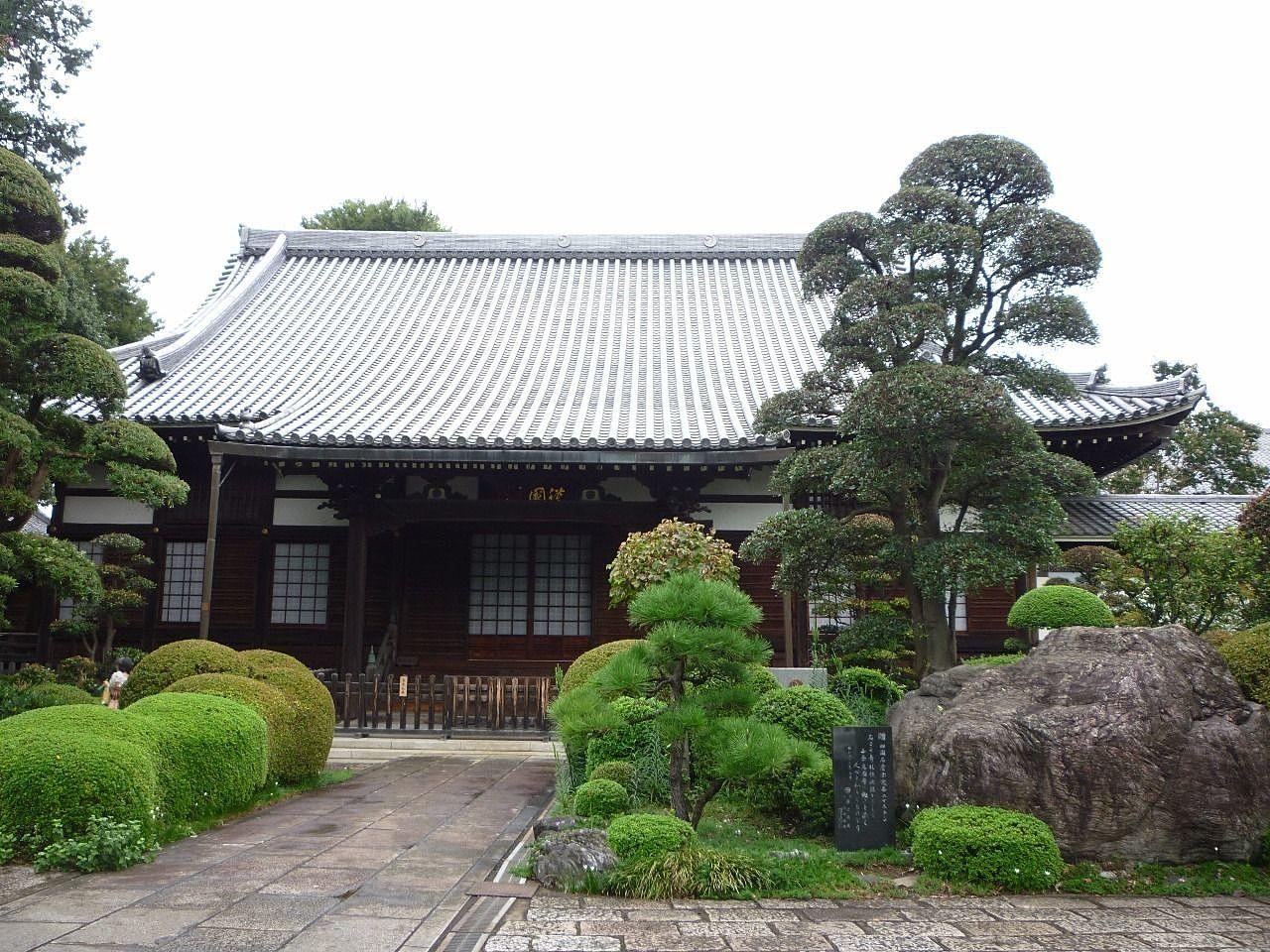 【板橋十景】板橋区赤塚の名刹「松月院」って知ってる?