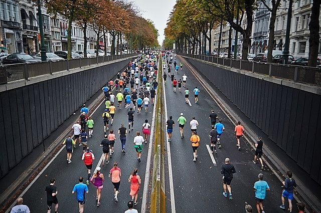 板橋Cityマラソン2019の申込み