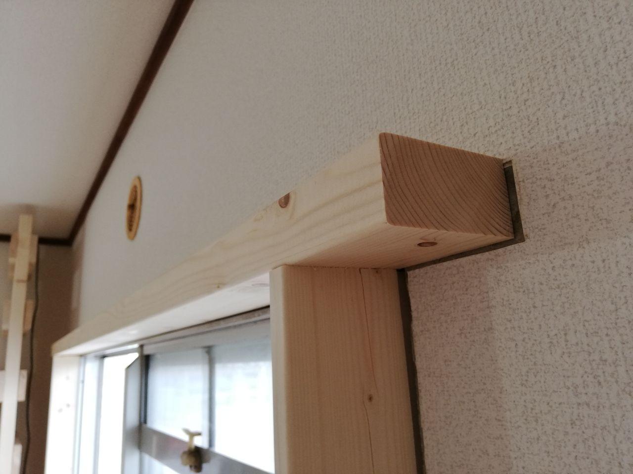 DIYで二重窓を作ってみる! Part4