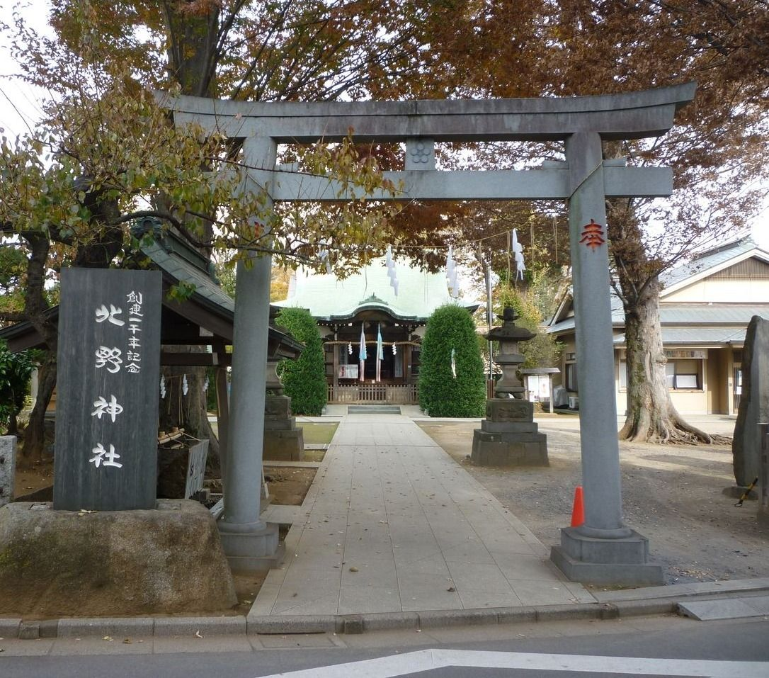 板橋区徳丸にある「徳丸北野神社」って知ってる?
