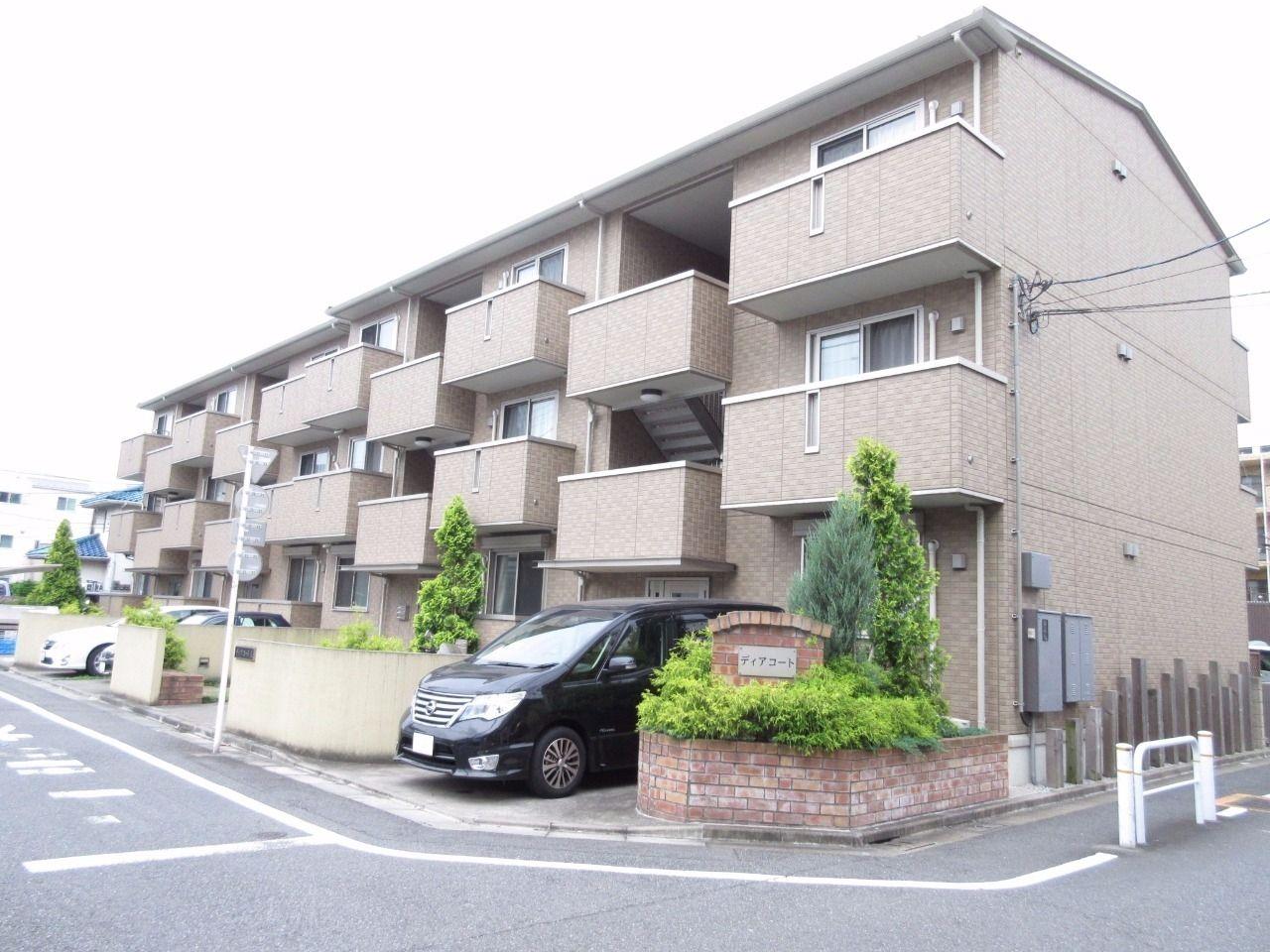 みなさまこんにちは。板橋区高島平の賃貸マンション【ディアコートB棟107号室】を藤ホーム地所株式会社の遠藤がご紹介いたします。