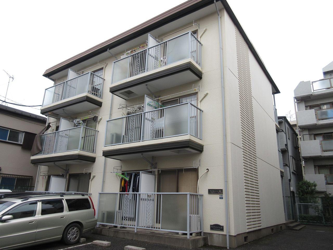 【板橋区高島平の賃貸マンション】~まずまここから始めてみてはどうでしょうか?・ラヴィー寿 301号室~