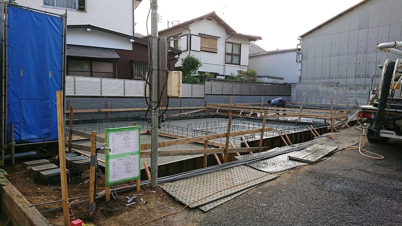 板橋区赤塚二丁目の新築建売住宅~Part1~