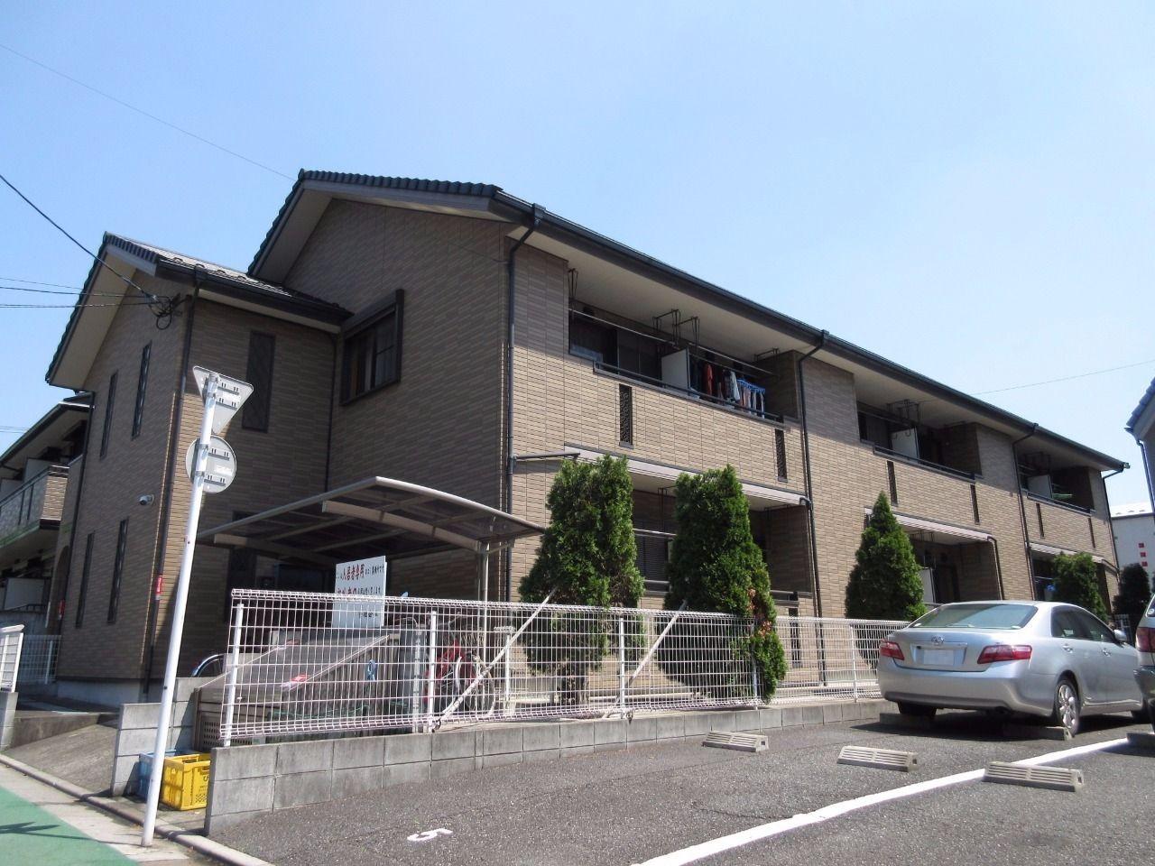 みなさまこんにちは。板橋区高島平の賃貸アパート【メルベーユ高島平206号室】を藤ホーム地所株式会社の遠藤がご紹介いたします。