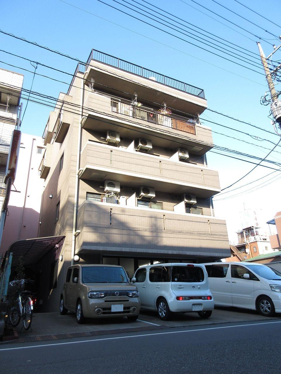 【板橋区高島平の賃貸マンション】~3点ユニットのお部屋からランクアップしたい方におススメ・KSビル 302号室~