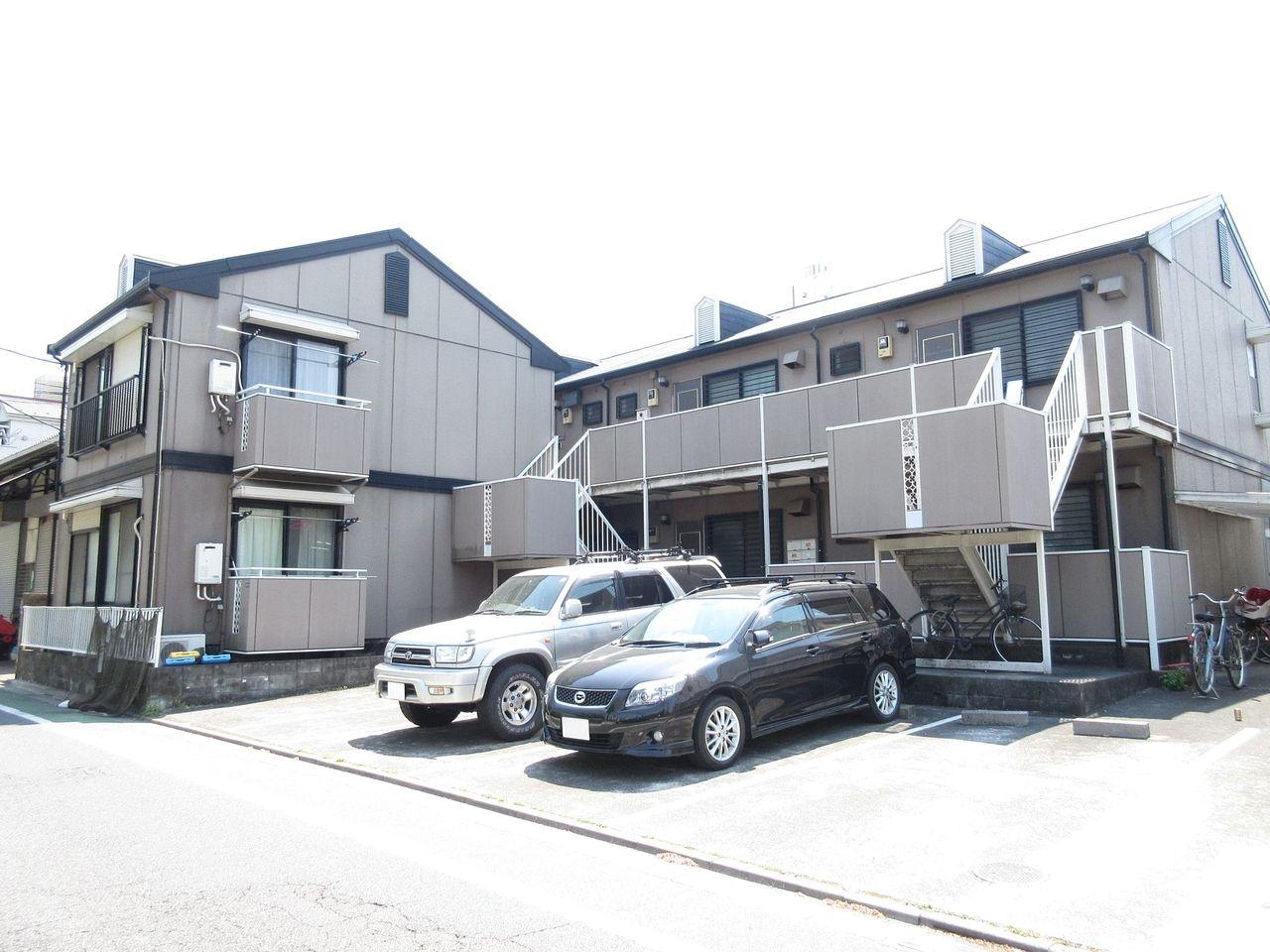 【板橋区高島平の賃貸アパート】~駅近で緑豊かな好立地・アーバンライフⅡ205号室~
