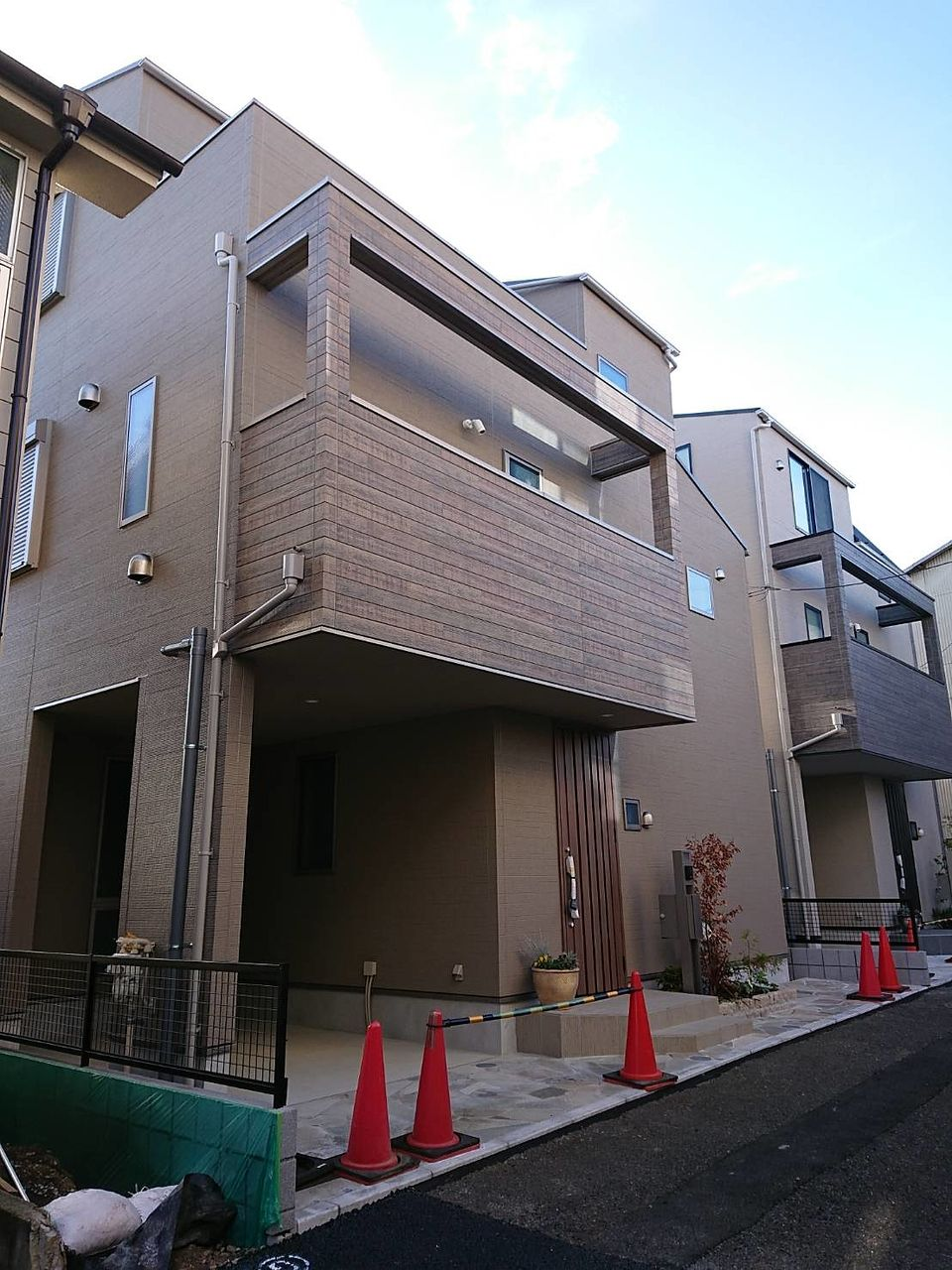 板橋区赤塚二丁目の新築建売住宅~終わり~