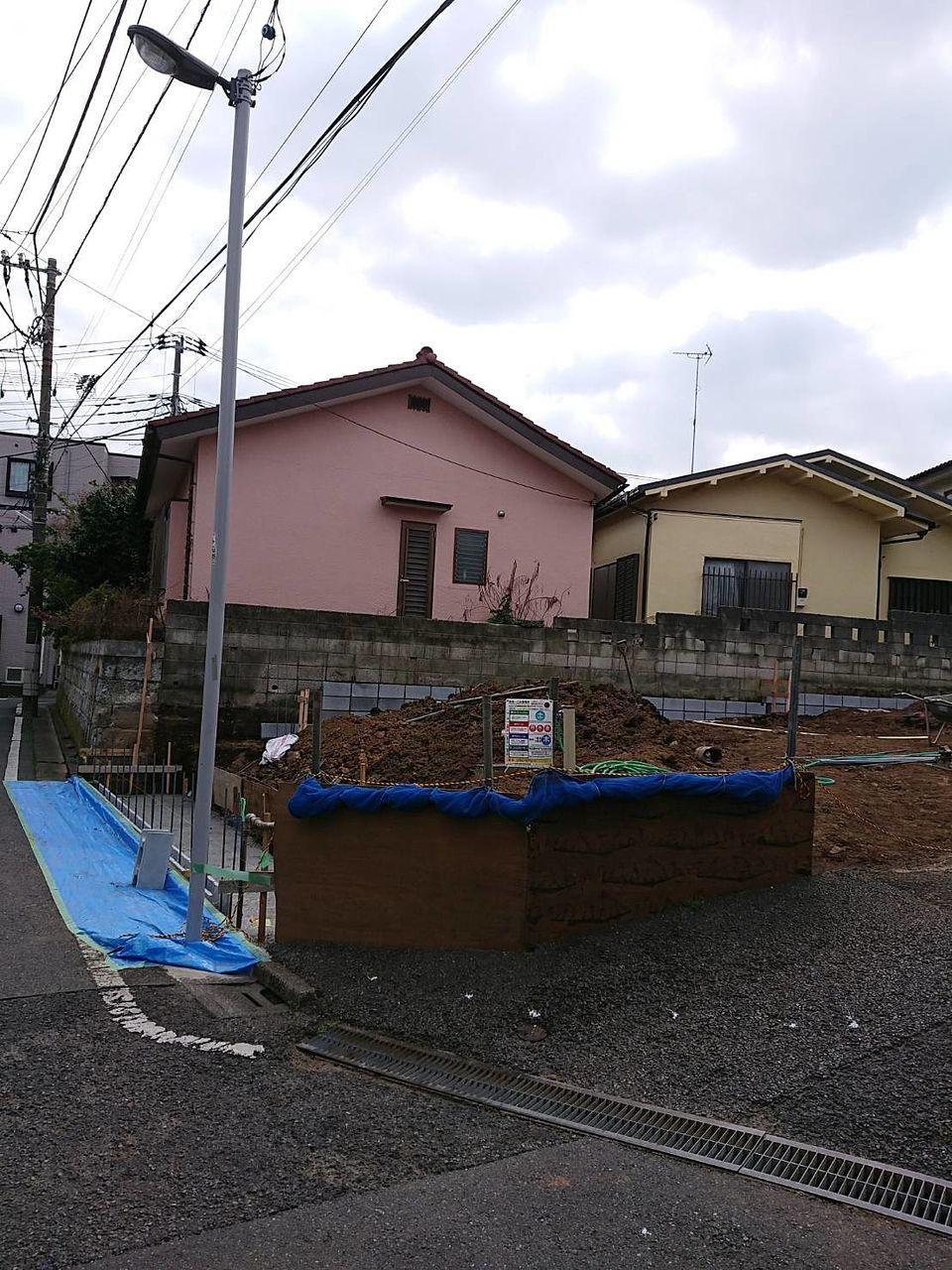 板橋区赤塚二丁目の新築建売住宅二期工事  ~その4~