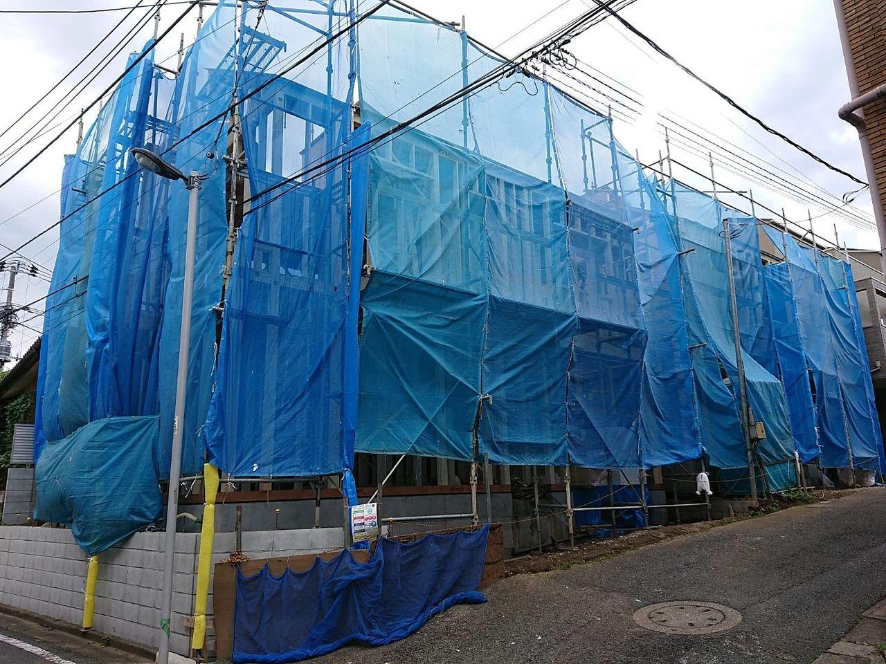 板橋区赤塚二丁目の新築建売住宅二期工事  ~その9~