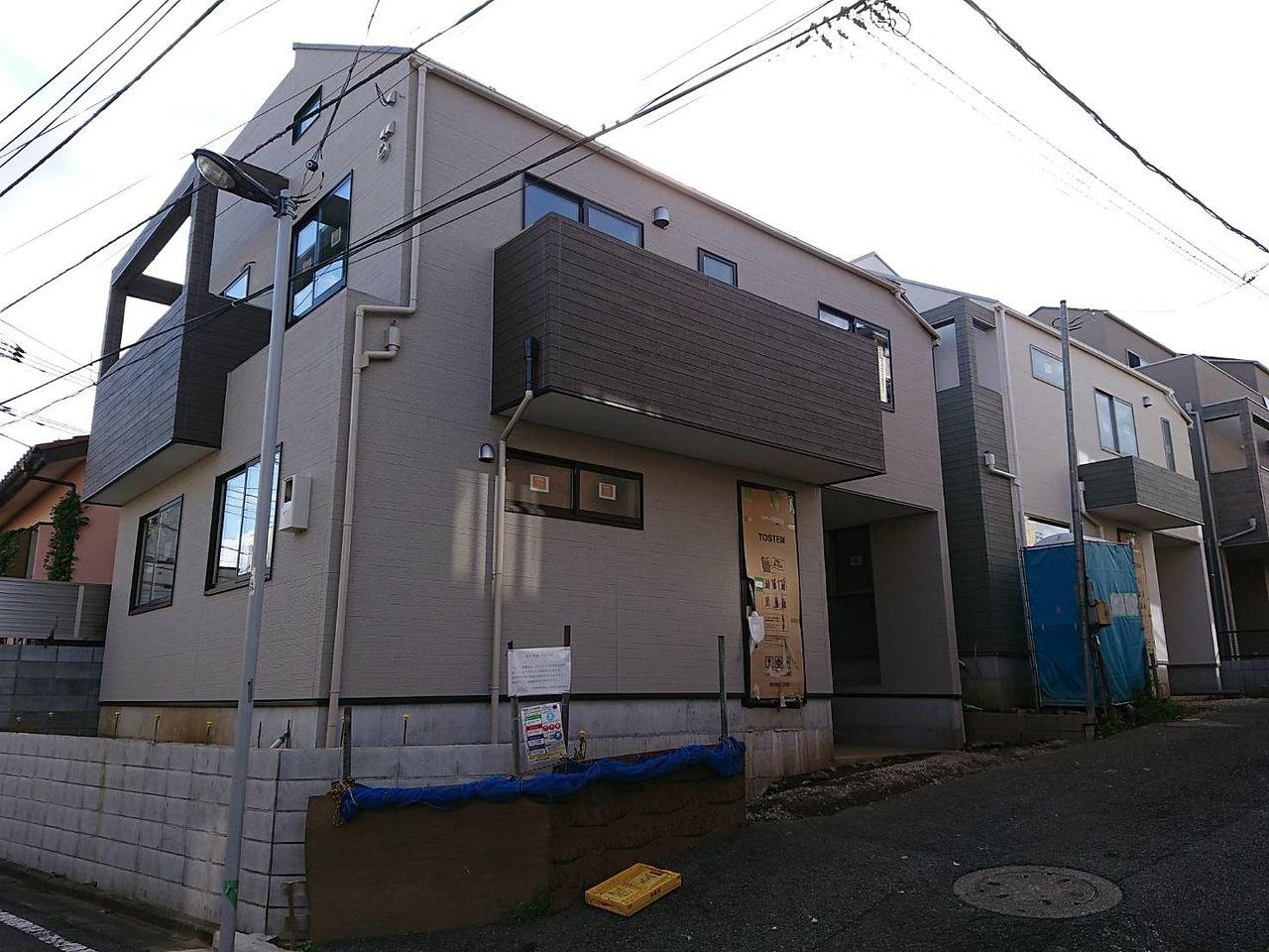 板橋区赤塚二丁目の新築建売住宅二期工事  ~その11~