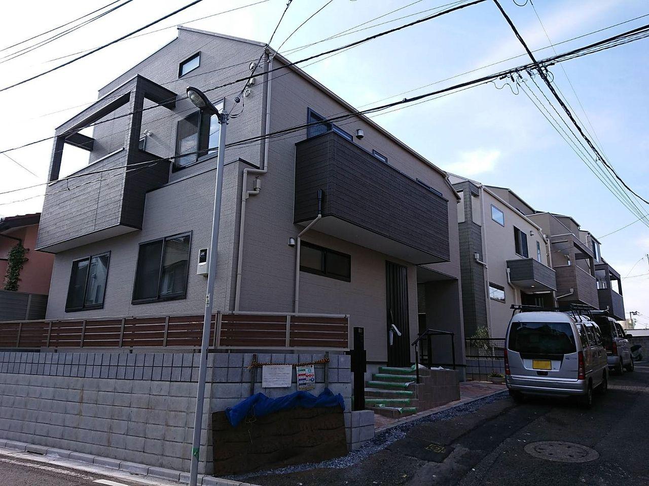 板橋区赤塚二丁目の新築建売住宅二期工事 ~おわり~