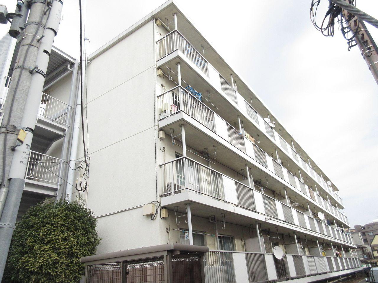 【板橋区蓮根の賃貸マンション】~管理人をやってみたい方へ・蓮根サニーハウス107号室~