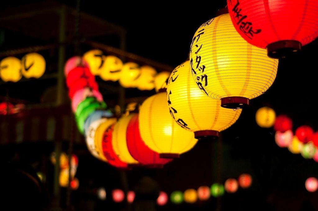下赤塚・四葉の夏祭り2017