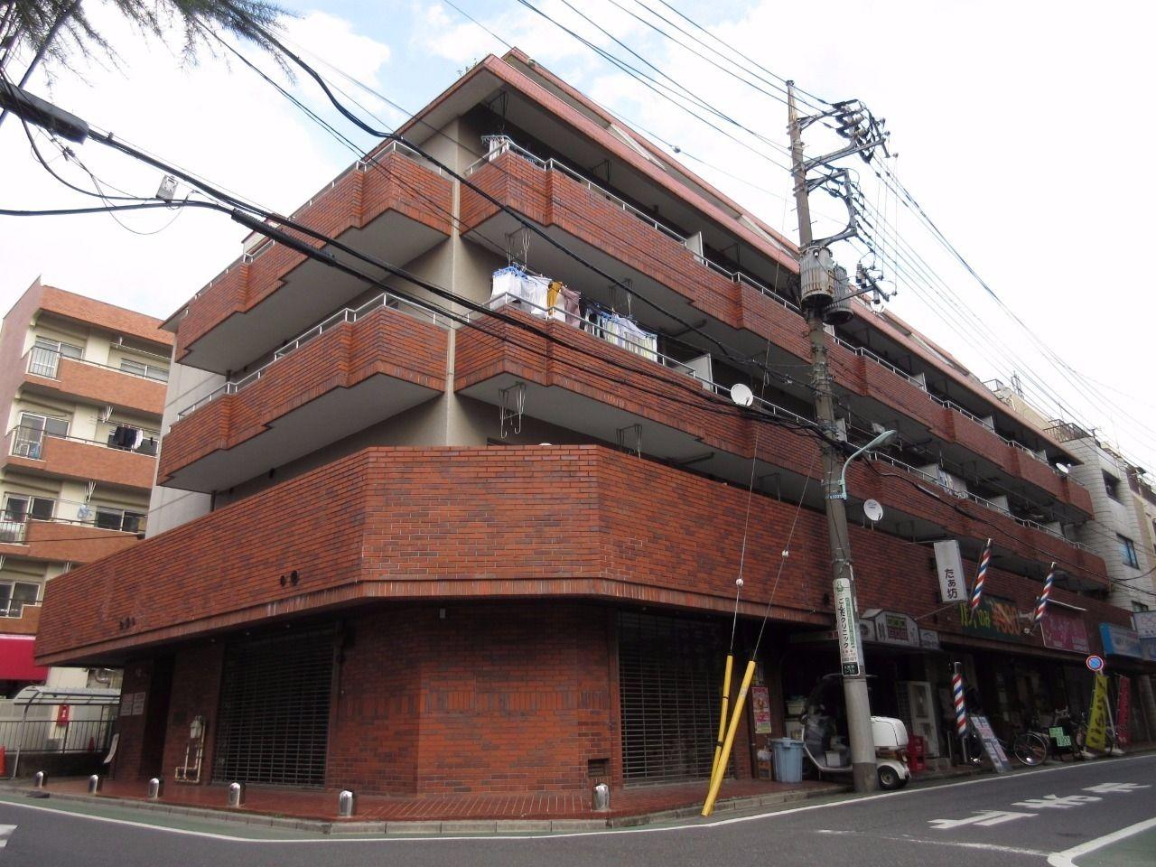 【板橋区高島平の賃貸マンション】~まだまだ現役バリバリです!・メゾン高橋304号室・2DK~
