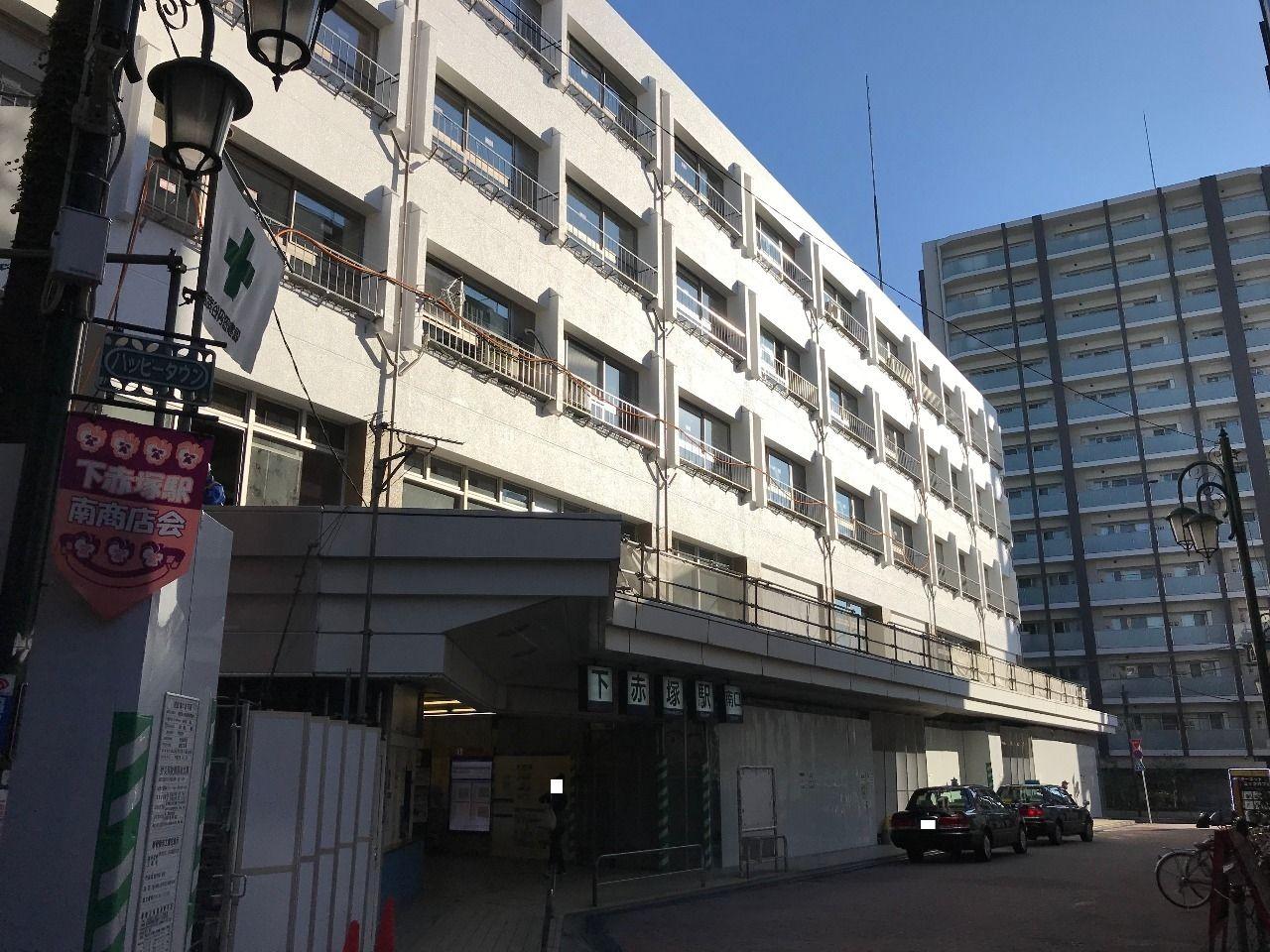 東武東上線 下赤塚駅ビル・賃貸マンションの改修工事