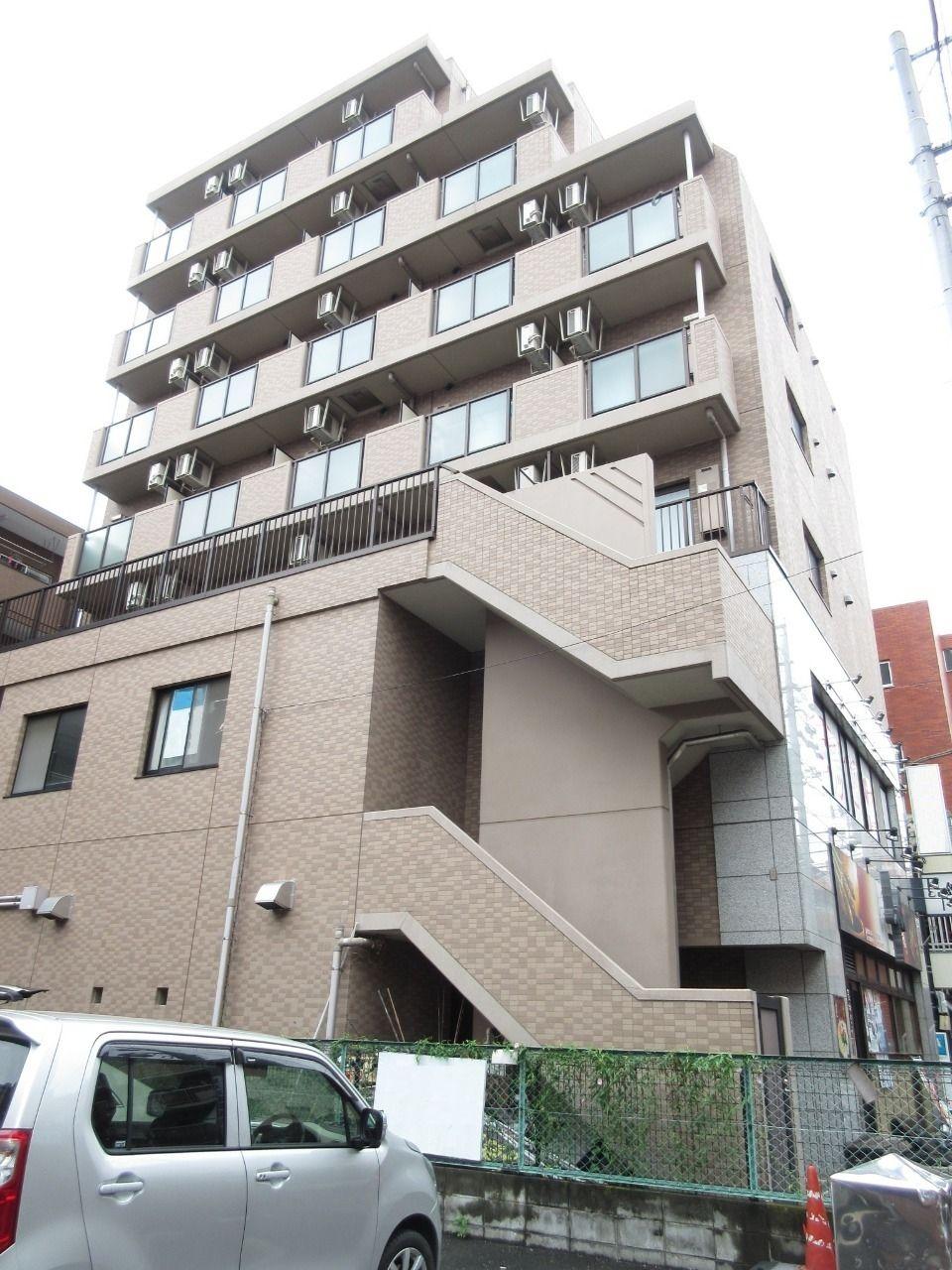 みなさまこんにちは。 板橋区蓮根の賃貸マンション【第11藤ビル403号室】を藤ホーム地所株式会社の遠藤がご紹介いたします。