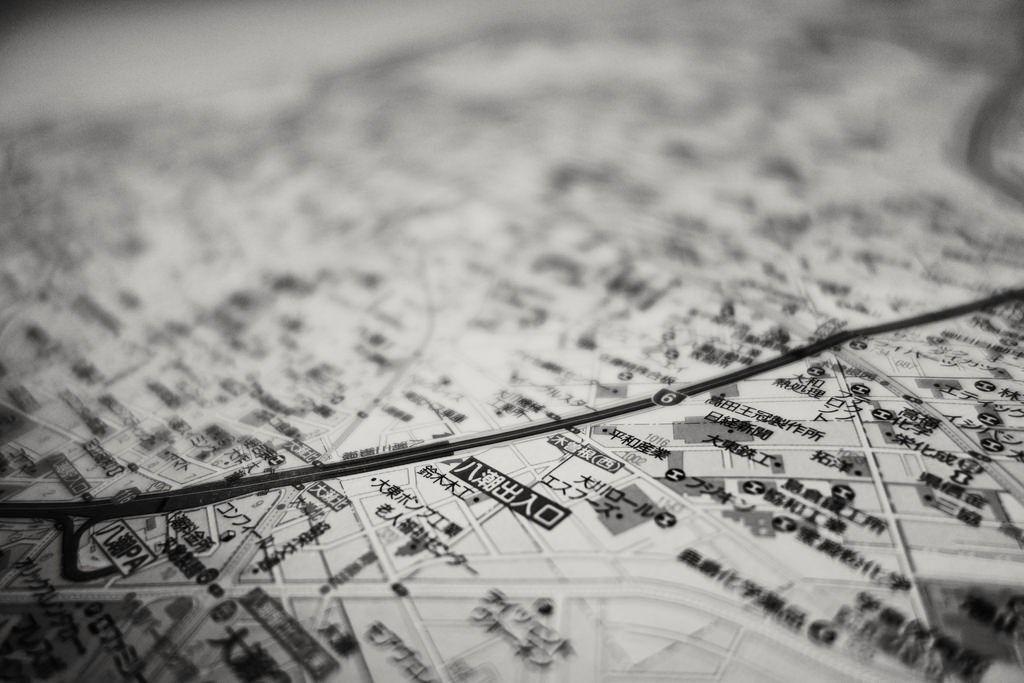 地番と住居表示の違いは何か