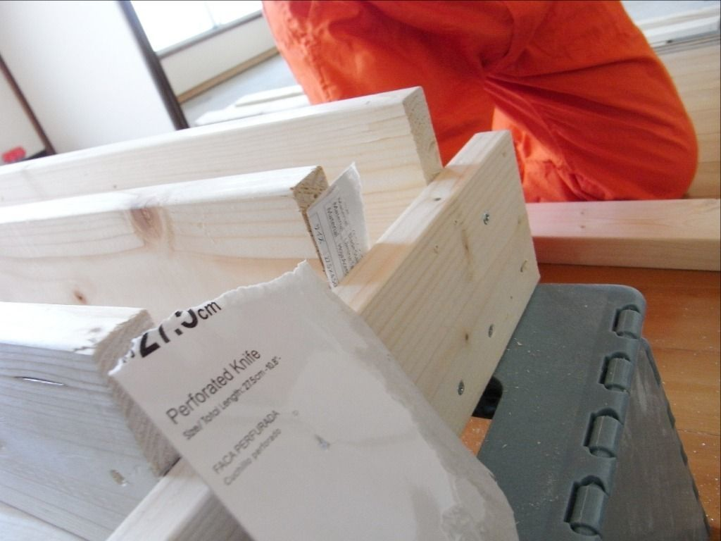 DIYではゴミとなる厚紙も有効活用できる