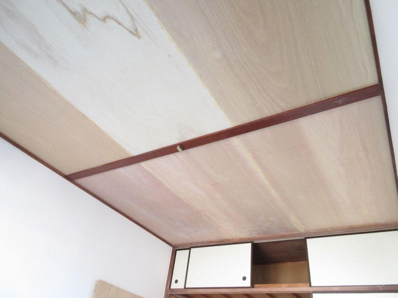 みなさまこんにちは。 かなり大変でしたが、何とか天井の下地が完成しました。 次は、この下地に塗装していきたいと思います。