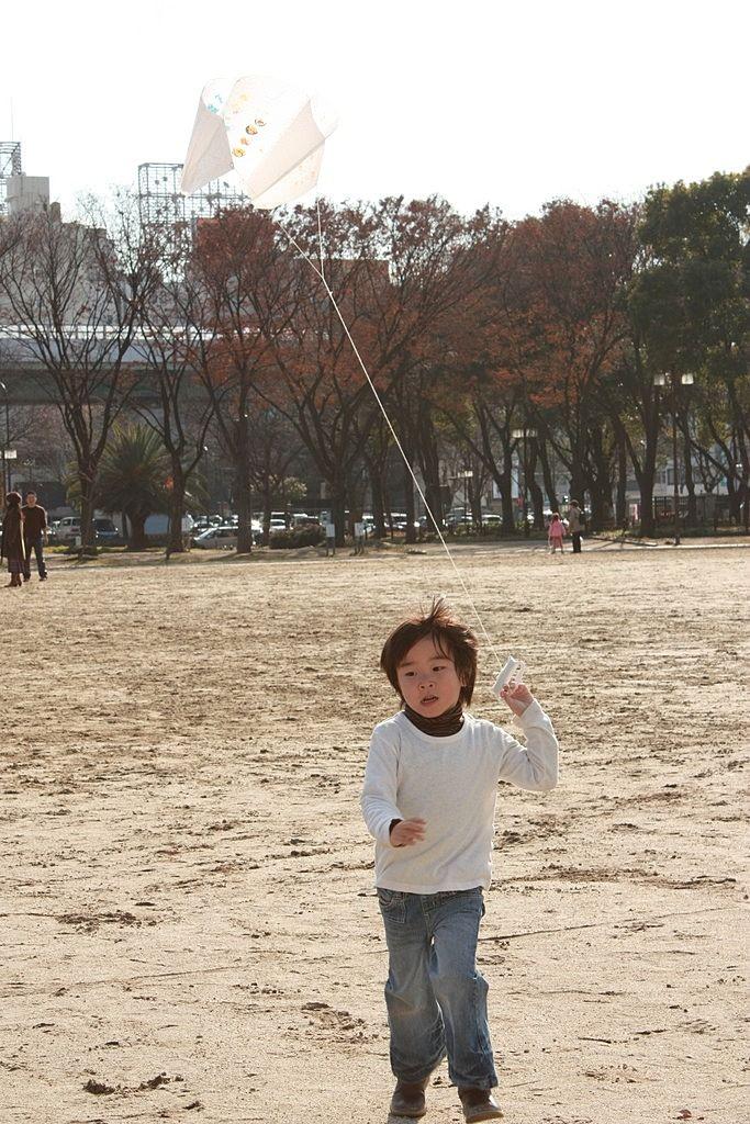 みなさまこんにちは。 荒川戸田橋緑地野球場で『親子たこあげ大会』が開催されます。